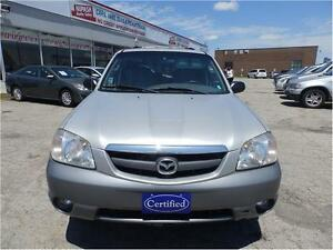 "2001 Mazda Tribute LEATHER , BEING SOLD ""AS-IS"