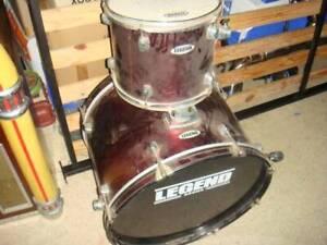 2 drums by Legend. Parrearra Maroochydore Area Preview