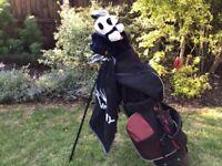 Golf Clubs, Bag & Accwssories