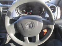 Vauxhall Vivaro 2900 L2 H1 1.6Cdti 115PS Van DIESEL MANUAL WHITE (2014)