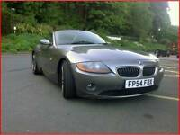 October 2004 BMW 2.5i SE Convertible with Power Hood **FULL YEARS MOT**