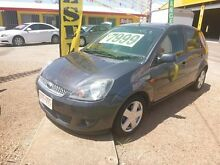 2007 Ford Fiesta GIHA Grey 4 Speed Automatic Hatchback Winnellie Darwin City Preview