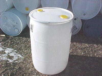 55 gallon Barrel Drum Plastic fuel Watering ...