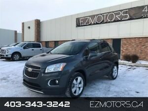 2014 Chevrolet Trax LTZ|AWD|BACKCAM|NO ACCIDENTS