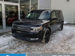 2018 Ford Flex LIMITED LEATHER BACKUP CAM SEATS 7 COMFORTABLY