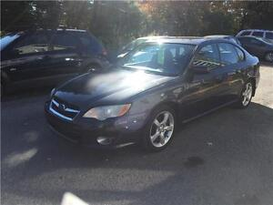 2008 Subaru Legacy AWD, Safety & ETEST for ON or QC INCL
