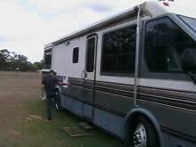 Luxury American Motorhome Toogoom Fraser Coast Preview