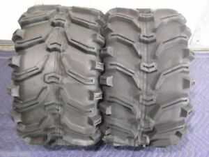 Wanted 25x12.5-9 bear claws tires in good shape