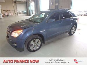 2012 Chevrolet Equinox 1LT AWD RENT TO OWN  $9 A DAY OR FINANCE