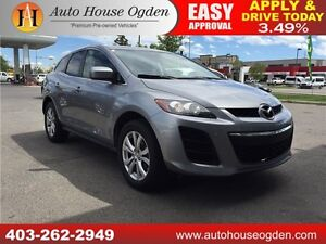 2011 Mazda CX-7 GS LEATHER HEATED