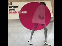 Jazz - barigozzi group the optical sound - rare