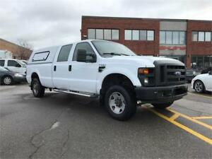 2008 FORD F-250 SUPER DUTY 4X4!!$92.90 WEEKLY WITH $0 DOWN!!