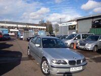BMW 318I ES 53 REG 4DR SALOON SILVER