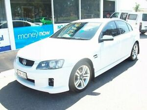 2008 Holden Commodore VE MY08 SV6 5 Speed Automatic Sedan Brahma Lodge Salisbury Area Preview