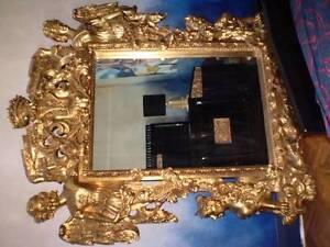 Antique french mirror Bondi Eastern Suburbs Preview