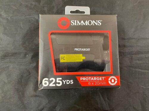 Simmons Protarget 6x20mm Hunting Laser Rangefinder - Black - 90134137-2