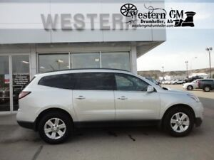 2013 Chevrolet Traverse 1LT V6 AWD 7PASS Heated Seats