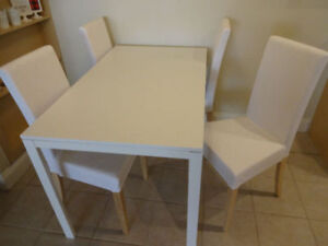 Dining Chairs Ikea - 4 Harry chairs