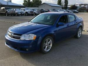2013 Dodge Avenger SXT **LOW MILEAGE** ONLY $99 BW!!