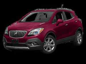2014 Buick Encore Premium Leather SUV, Crossover, mint,low klms