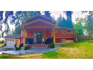 Gorgeously renovated family home on a private 1 acre lot