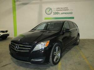 MERCEDEZ BENZ R 350 AWD  TOIT PANO,NAVIGATION   $89/SEMAINE