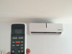 CLIMATISEUR, AC, THERMOPOMPE, HEAT PUMP, FURNACE