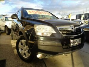 2010 Holden Captiva CG MY10 5 Black 5 Speed Manual Wagon Enfield Port Adelaide Area Preview