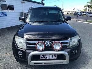 2007 Mitsubishi Pajero Wagon Mount Pleasant Mackay City Preview