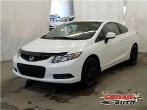 Honda Civic LX Coupe A/C Bluetooth MAGS 2013