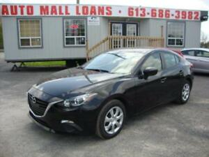 2016 Mazda Mazda3 GX *** Pay Only $59 Weekly OAC ***