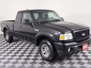 2009 Ford Ranger Sport 4x2 Supercab 6' Styleside 125.7 in. WB