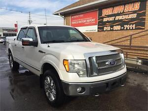 2010 Ford F-150 ***LARIAT**NAVI**4X4**BACK-UP CAMERA***