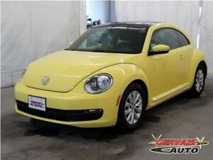 Volkswagen Beetle Coupe Toit Ouvrant A/C MAGS 2013