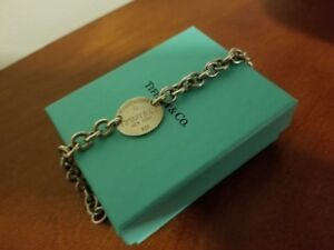 Authentic Tiffany and co bracelet