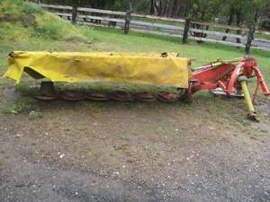 Hay Mower-Transfer pump & 3PL scoop Echunga Mount Barker Area Preview