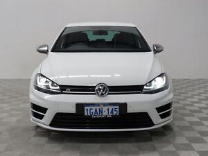 2015 Volkswagen Golf AU MY15 R White 6 Speed Manual Hatchback Jandakot Cockburn Area Preview