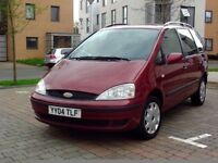 2004 Ford Galaxy 1.9 TDI 6 Speed Manual 7 Seater *Immaculate Condition*