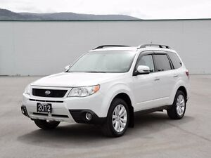 2012 Subaru Forester 2.5X AWD Limited Package
