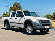 2007 Holden Rodeo RA MY07 LX White Automatic Utility Mawson Lakes Salisbury Area Preview