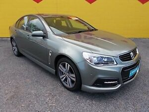 2015 Holden Commodore VF MY15 SV6 Grey 6 Speed Sports Automatic Sedan Winnellie Darwin City Preview