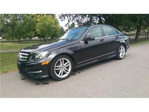 2012 Mercedes Benz C250 4MATIC *PRICE REDUCED!!!*