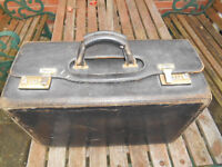 Briefcase Large Airline Leather
