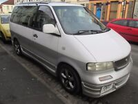 NISSAN LARGO HIGHWAY STAR 7 SEATER MPV
