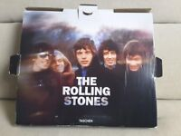 The Rolling Stones - Definitive History IN BOX - Taschen