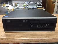 HP COMPAQ ELITE 8300 SFF CORE i3 3.30GHz (3rd Gen) 4GB Win 8 PC