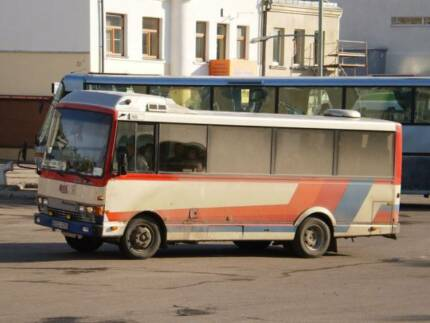 BUS HINO RAINBOW RB145 1986 RUSTY ROOF  IMPORT SUIT SPARES Glen Forrest Mundaring Area Preview