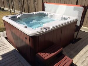 Coyote Spas Hot Tub