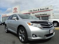 2014 Toyota Venza XLE Only 4812 km's