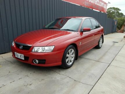 2004 Holden Berlina VZ Maroon 4 Speed Automatic Sedan